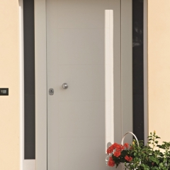 BLINDATI / AERMOR PLATED DOORS
