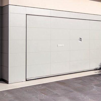 Portoni garage giemme porte finestre infissi blindati pergole - Portoni garage con finestre ...